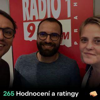 SNACK 265 Hodnoceni a ratingy