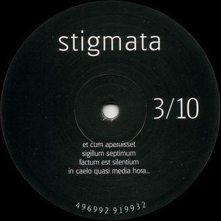 Stigmata - 3-10 (A1)