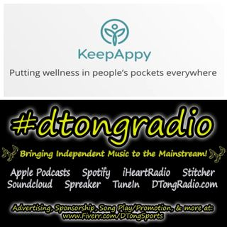 #NewMusicFriday on #dtongradio - Powered by the KeepAppy wellness app