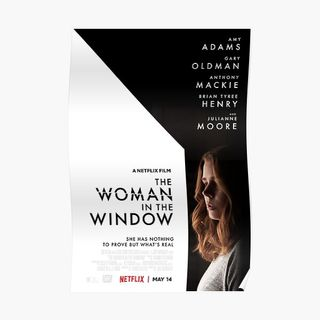 Damn You Hollywood: The Woman in the Window