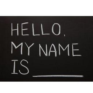 #sarnano Mamma voglio cambiare cognome!!