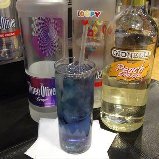 Yuma Criminals Cool-Aid Cocktail