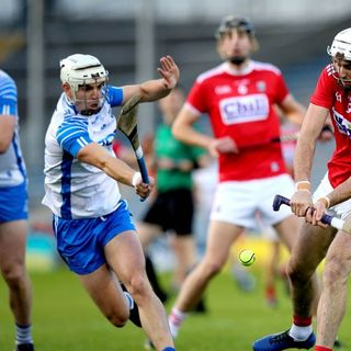 Fergal Hartley, former Waterford captain - ON THE BALL Monday Nov. 2nd