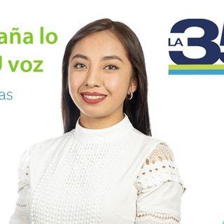 El candidato: Victoria Quinde, Alianza PAIS