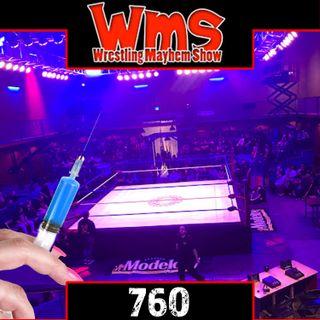 AstraZeneca Warfare | Wrestling Mayhem Show 760
