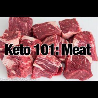 Keto 101: Meat