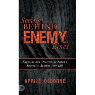 Seeing Behind Enemy Lines with Aprile Osborne