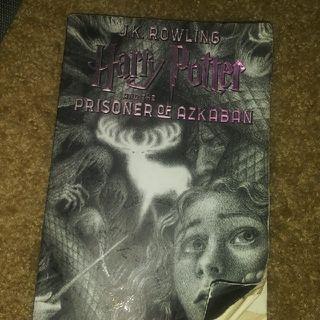 Episode 6 - Katrina Tv's podcast I'm Reading Harry Potter and The Prisoner of Azkaban