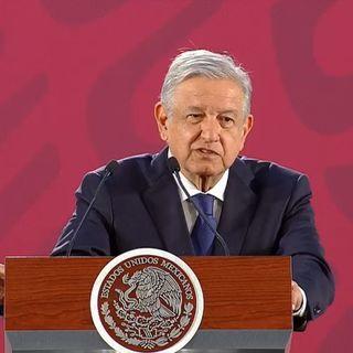 Presidente respalda no usar la fuerza pública