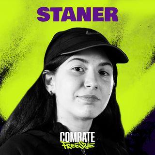 Bio Staner - Combate Freestyle fecha 8 🇦🇷