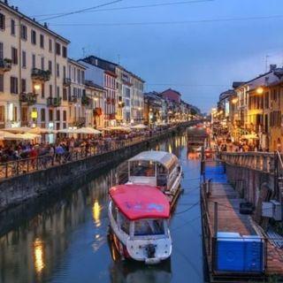 Audioviaggio 9 - Milano dei navigli. Oggi Book Your Italy è in LOMBARDIA