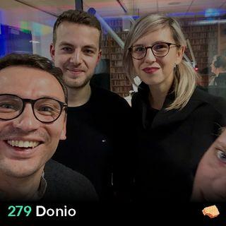 SNACK 279 Donio