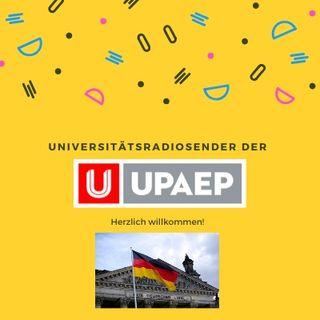 1. Podcast Josué Ramírez Deutsch Radiosendung Geburtstag