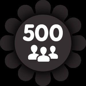 Close To 500!!