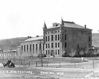 Ep. 375 - Wyoming Frontier Prison