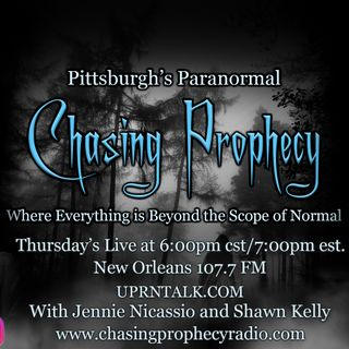 Pittsburgh Paranormal Chasing Prophecy Erin Montgomery contactee  November 5 2020
