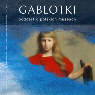 28. EKSPONATY #8: Józef Pankiewicz, Portret dziewczynki w czerwonej sukience, 1897, MNKi