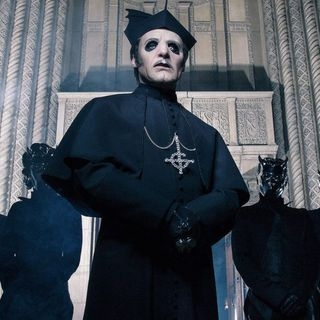 Ghost - Tobias Forge Interview