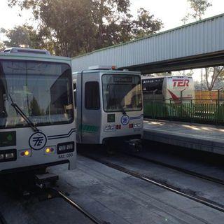 Tren ligero en mal estado: Sheinbaum