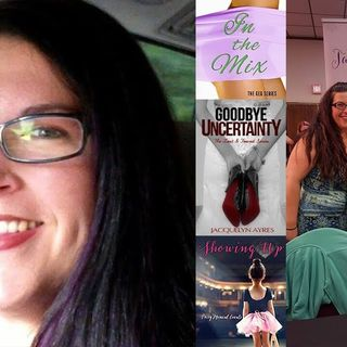 Coffee, Wine & Exorcism: A Guide to Writing Romance! Jacquelyn Ayres on the Hangin With Web Show
