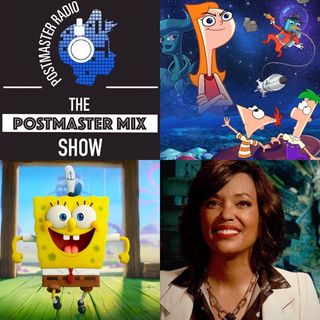 The Postmaster Mix presents: Sponge On The Run, Candace Against The Universe, The Boys, and more!