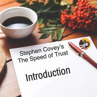 New Book Series: Stephen Covey's 'The Speed of Trust'
