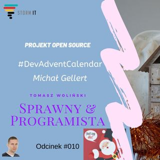 Projekt Open Source #DevAdventCalendar: zespół, technologie, finanse