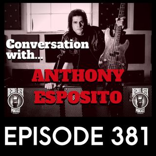 Conversation with Anthony Esposito - Ep381