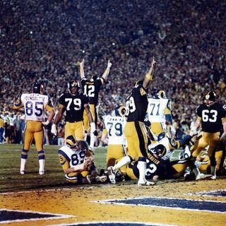 TGT Presents On This Day: January 20, 1980 The Steelers beat the Rams in Super Bowl XIV