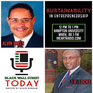 Sustainability & Entrepreneurship on Black Wall Street Today ( #BlackWallStreetToday by #BlackBRAND )