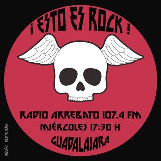 Esto es Rock ! Programa 70 / 2019 www.radioarrebato.net