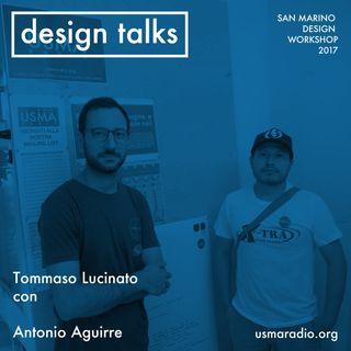 SAN MARINO DESIGN WORKSHOP 2017 - Antonio Aguirre