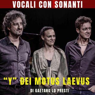 """3) """"Y"""" dei MOTUS LAEVUS (2020)"""