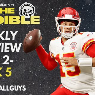 The Audible - Week 5 Preview part two - Fantasy Football 2021