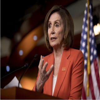 Aranceles son para enemigos, no para aliados: Pelosi