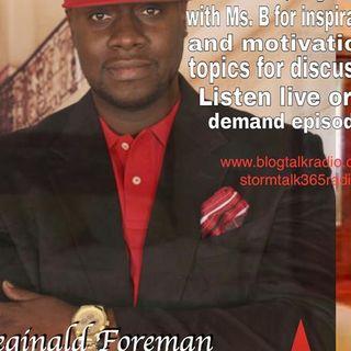15 Minute Empowerment with Reginald Foreman