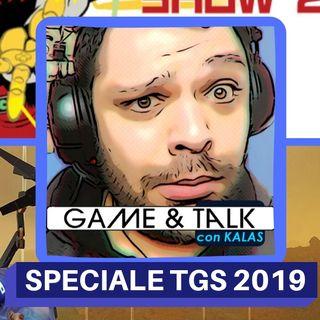 #8 Speciale TGS 2019: Tanto Death Stranding! | Che Nioh 2! | Nintendo quasi assente