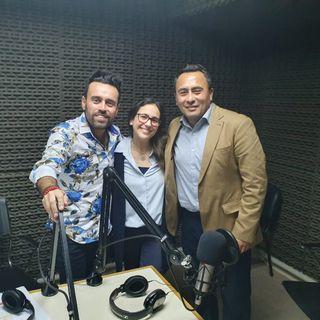 Conexión Pesquera - Entrevista a Sady Ugarte