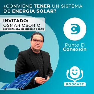 ¿Conviene Tener Un Sistema de Energía Solar? - EP 1 (Inversión)