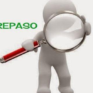 REPASO- PRUEVAS DE LA FE- + NOTICIAS E INTEL
