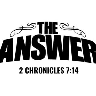 The Answer - Morning Manna #2960