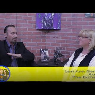 Discover the Pattern of Design! Author/Costume Designer LoriAnn Gerlisky on the Hangin With Web Show
