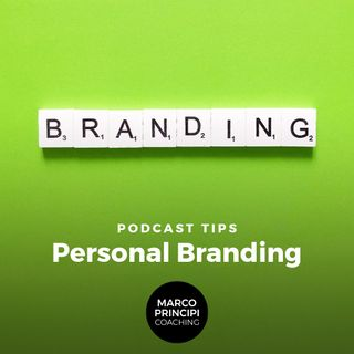 """Podcast Tips """"Personal branding"""""""