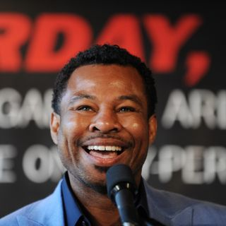 Shane Mosley talks to Boxing City Radio