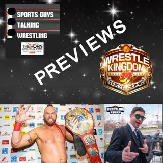 SGTW Special Preview NJPW Wrestle Kingdom 14 1-2-2020 with IWGP US Champion Lance Archer and Nick Hausman