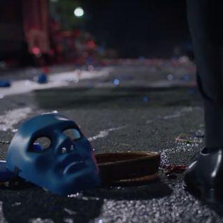 """""""Watchmen"""", czyli o ludziach w maskach i ich traumach"""