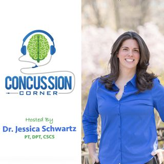 #61 Dr. Julie Stamm PhD, LAT, ATC Concussion: Why is The Young Brain So Vulnerable Part II