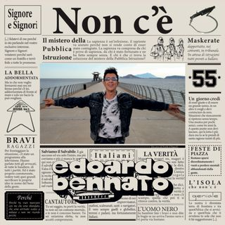Non c'è - Edoardo Bennato (Le pagelle del Fabiet)