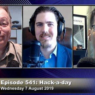 FLOSS Weekly 541: Hack-a-day