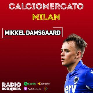CALCIOMERCATO MILAN - MIKKEL DAMSGAARD : IL JOLLY DANESE